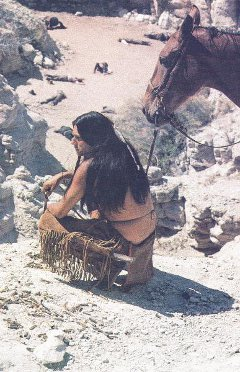 Michael Horse as Tonto